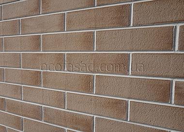 Гибкий клинкер для стен