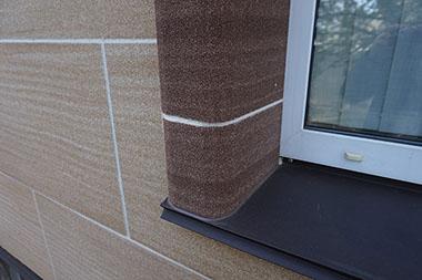Как утеплить откос окна
