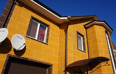 Утепление фасада Славутич
